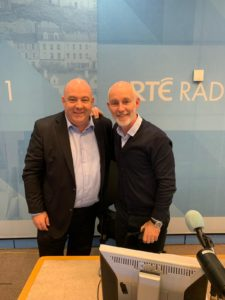 David Hall spoke to Ray Darcy as iCare launched the 1st batch of property purchases